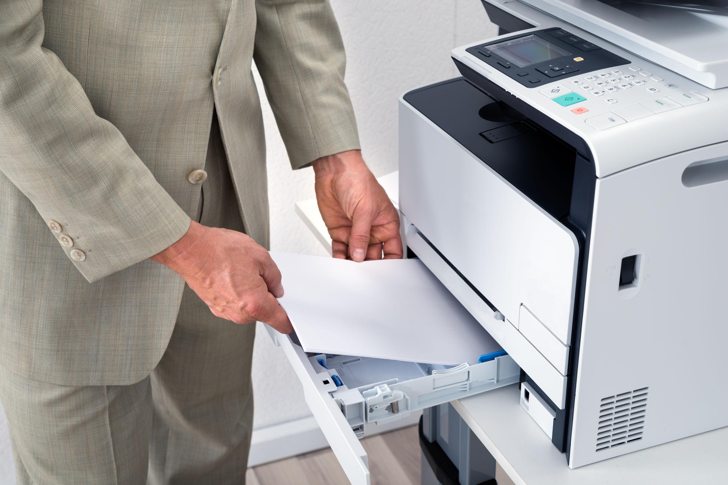 Negotiate a Copier Lease